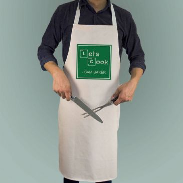 Let's Cook Apron